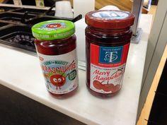 Non toxic, non-GMO, gluten free maraschino cherries.