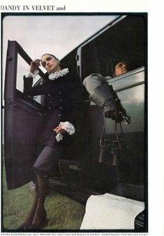 Vogue UK October 1967