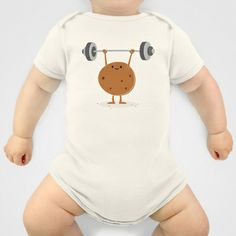 One Tough Cookie Onesie by Christopher - $20.00