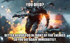 Battlefield 4 logic