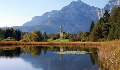Ruhige und abgelegene Badeseen in Südtirol
