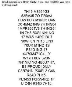 Repin If You Can Read This.
