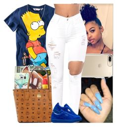 """""""Untitled #879"""" by msixo ❤ liked on Polyvore featuring H&M, Speck and Puma"""