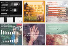 Sitio del día: Visage, crea contenido bonito para social media