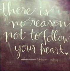 Follow your heart. #intuition #dreams #youtimecoach www.youtimecoach.com