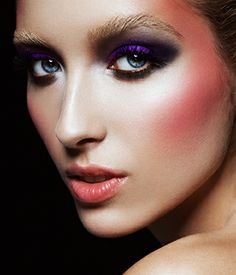 Smokey Eyes schminken - Glamour pur!