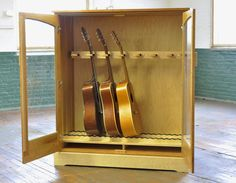 Guitar Display Cabinet Plans Plans DIY Free Download Free Plans ...