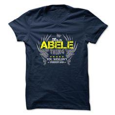 ( T-Shirt) ABELE Discount 20% Hoodies Tees Shirts