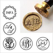 Sweet Greeting Words Flower DIY Round Wood Rubber Seal Signet Craft Stamper Gift