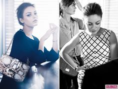 Mila Kunis as the new face of Dior...
