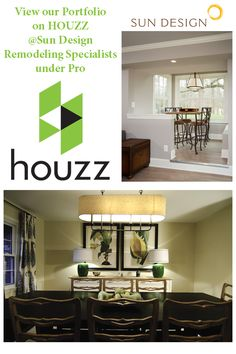 Click to view recent remodels in the Northern Virginia area on Houzz. Houzz, Sun Designs, Northern Virginia, Remodels, Custom Homes, Home Remodeling, Furniture, Home Decor, Decoration Home