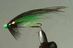 Green Helmet, a Yuri Shumakov Fly  Presented by Salmonfly.Net