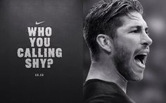 Who you calling shy?