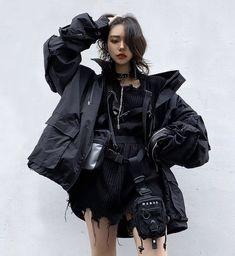 Punk Outfits, Grunge Outfits, Grunge Fashion, Look Fashion, Cool Outfits, Fashion Outfits, Spring Fashion, Girl Fashion, Fashion Tips