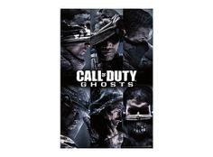 J!NX : Call of Duty: Ghosts Team Poster