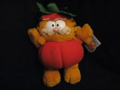 Garfield never ages!