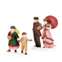 """Department 56: COLLECTING - """"Boardwalk Sunday Stroll"""" - Retirements"""