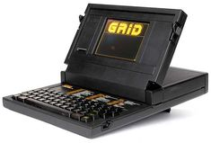 Bill Moggridge, a British industrial designer who created the original computer laptop shape, has died. The Grid Compass Computer Case, Gaming Computer, Laptop Computers, Apple Computers, Desktop Computers, British Inventors, Laptop Design, Nanotechnology, Computer Hardware