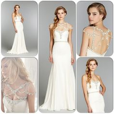 Khaleesi wedding dress Hayley Paige for JLM Couture Style number HP6362
