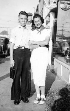 darling couple || 30s