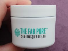 The Fab Pore Purifying Foam Cleanser by Soap & Glory #15