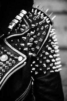 Studs vs leather