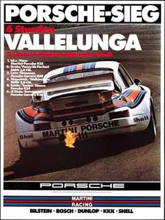 Click to find out more about Porsche Racing Poster