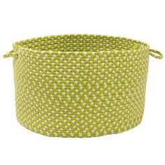 Color Market Lime Colored Basket | Overstock.com Shopping - The Best Deals on Baskets & Bowls 41