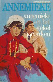 Annemieke en het stekelvarken - Anneke Bloemen