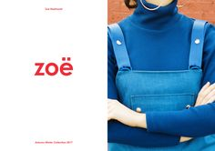 ZOË LOOKBOOK on Behance