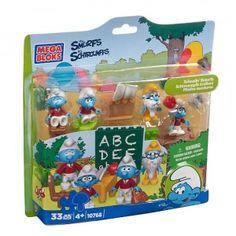 Schoolin' Smurfs
