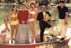 Karen's Ideas Galore!: Gilligan's Island Party with Treasure Hunt (Teenager Approved, part 1)