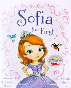 Disney Princesses - Sofia the First!