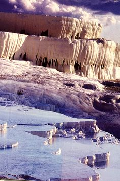 Photo of a poster at the Pamukkale Visitor Center by Alaskan Dude, via Flickr