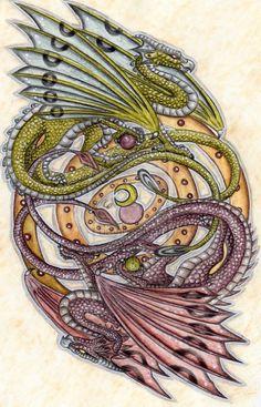 Dragonknot by ~Schiraki on deviantART