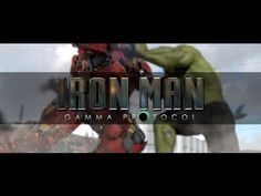 IRON MAN GAMMA PROTOCOL - YouTube