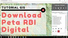 Tutorial qgis cara membuat peta simbol diagram lingkaranpie gratis cara download unduh peta rupabumi indonesia rbi digital ccuart Images
