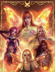 Winx Club, Female Character Design, Character Art, Rocky Horror Show, Female Characters, Fictional Characters, Disney Love, Deck Of Cards, Magical Girl