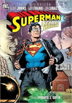 (W) Geoff Johns (A) Jonathan Sibal, Gary Frank (CA) Gary Frank Writer Geoff Johns and artist Gary Frank bring you a startling new look at the beginnings of Lex Luthor, The Legion of Super-Heroes, Lois