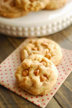 Bake.Frost.Repeat: Butterscotch Pudding Cookies