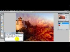Pixlr Tutorial Basic - How to Mask Images + Photos , Gradient Overlay + Fade Masking, Images Collage - YouTube