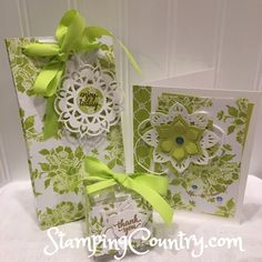 Handmade Gift Packaging and Cards