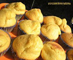 Muffin alla zucca – ricetta per Halloween