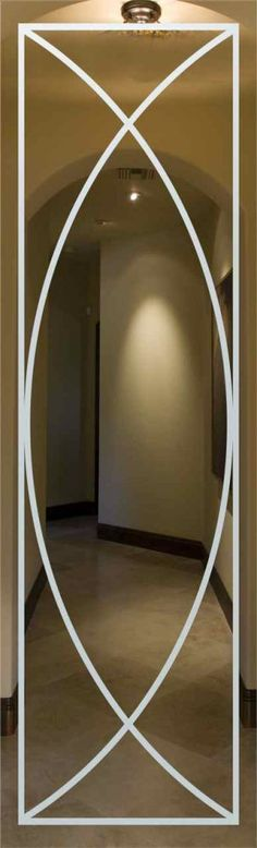 Glass Door Inserts Arcs Sans Soucie