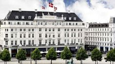 HOTEL D'ANGLETERRE:AN ONGOING FAIRY TALE, SERVING THE ELITE FOR THREE CENTURIES.