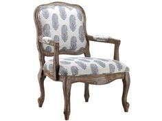 Shop for Stein World Chair with New Delhi Royal Fabric, 12928, and other Living Room Chairs at Stein World in Memphis, TN.