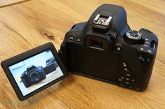 Canon Rebel T4i hands-on -