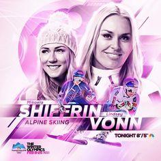 2-21-2018 Nordic Combined, Mikaela Shiffrin, Tara Lipinski, Freestyle Skiing, Nbc Olympics, Pyeongchang 2018 Winter Olympics, Lindsey Vonn, Johnny Weir, Ski Jumping