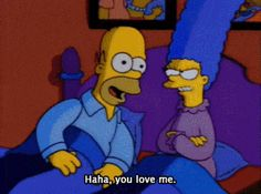 22 Times Homer And Marge Simpson Gave Us Relationship Goals Homer Simpson, Homer And Marge, The Simpsons, Simpsons Quotes, Cartoon Network Adventure Time, Adventure Time Anime, Post Wedding Blues, Mickey Mouse Images, Beer Quotes