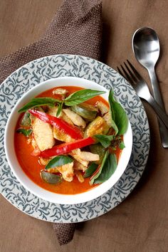 Thai Red Curry from Scratch – Happy Songkran and How to Redeem Your Video Tutorial